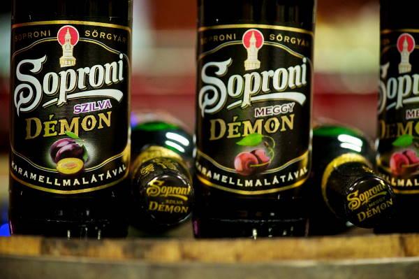 Soproni meggyes démon
